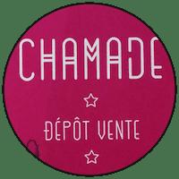 Logo Chamade dépôt-vente Bordeaux