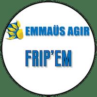 "Logo ""Frip'Em"" friperie à Toulouse"
