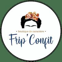 Logo Frip confit friperie Bordeaux