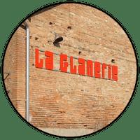 """Logo """"La Glanerie"""" #2 ressourcerie à Toulouse"""
