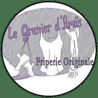 Logo Le grenier d'Anaïs friperie Toulouse