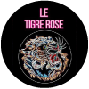 Logo Le tigre rose friperie Toulouse