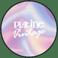 Logo Platine Vintage friperie Bordeaux