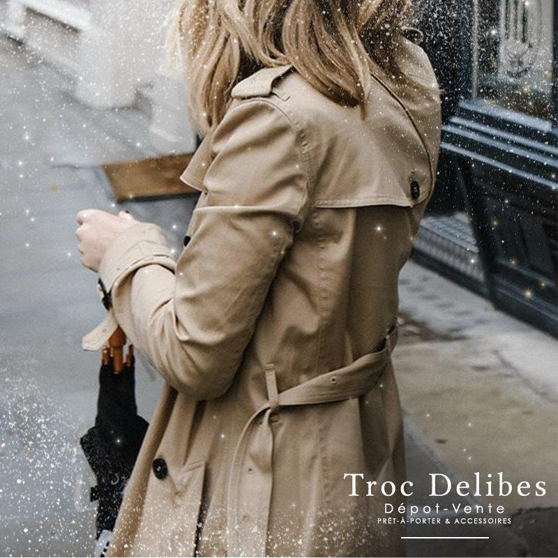 """Lookbook #1 """"Troc Delibes"""" dépôt-vente à Marseille"""
