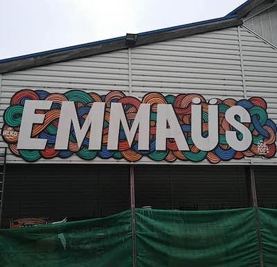 Image Emmaüs ressourcerie Angers