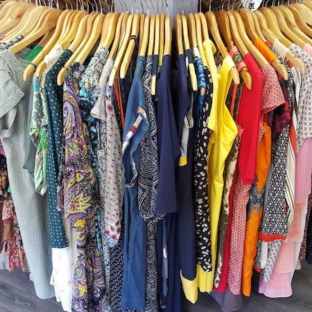 """Image boutique """"Marquiz vide dressing"""" dépôt-vente à Lille."""