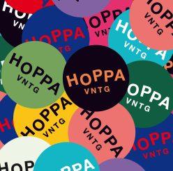 """Image boutique """"Hoppa vntg"""" friperie à Lille."""