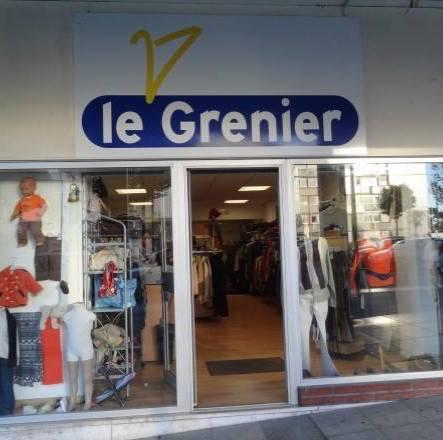 Image Le Grenier friperie Le Havre