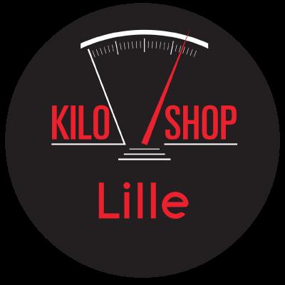 """Logo """"Kiloshop"""" friperie à Lille"""