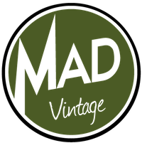 Logo Mad vintage friperie Le Havre