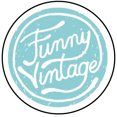 Logo Funny vintage friperie Lille