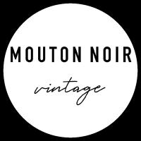 Logo Mouton Noir friperie Bordeaux