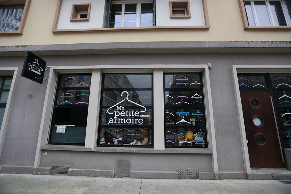 Image Ma petite armoire friperie Grenoble