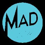 Logo Mad Vintage friperie Grenoble