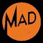 Logo Mad Vintage friperie Metz