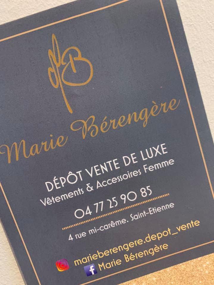 Image Marie Bérengère dépôt-vente Saint-Etienne