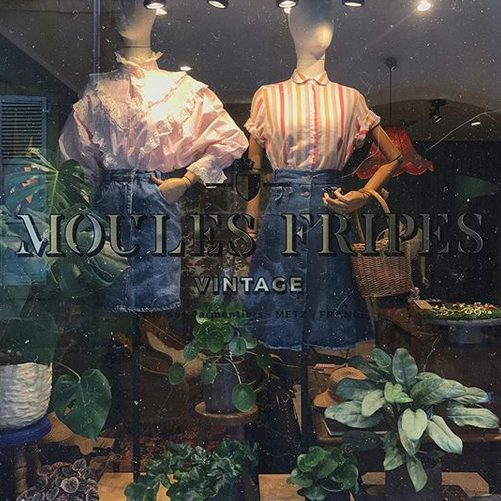 Image Moules Fripes friperie Metz