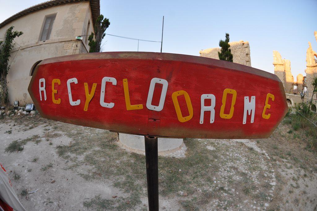 Image Recyclodrome ressourcerie Marseille