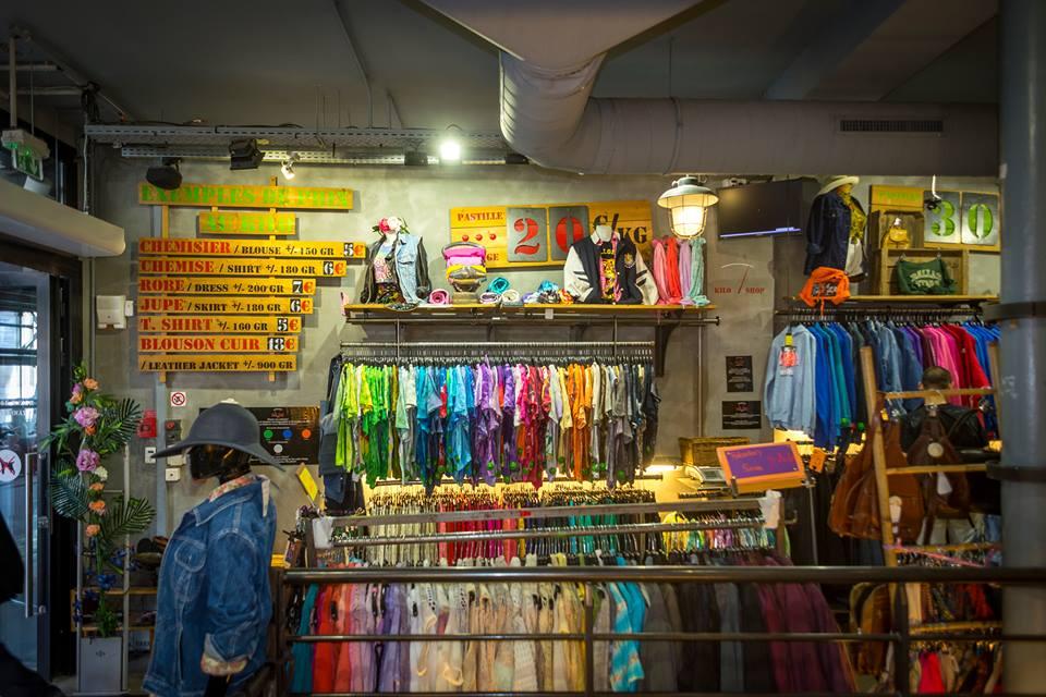Image Kilo Shop friperie Nice