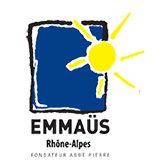 Logo Emmaus (Rue de Créqui) dépôt-vente Lyon