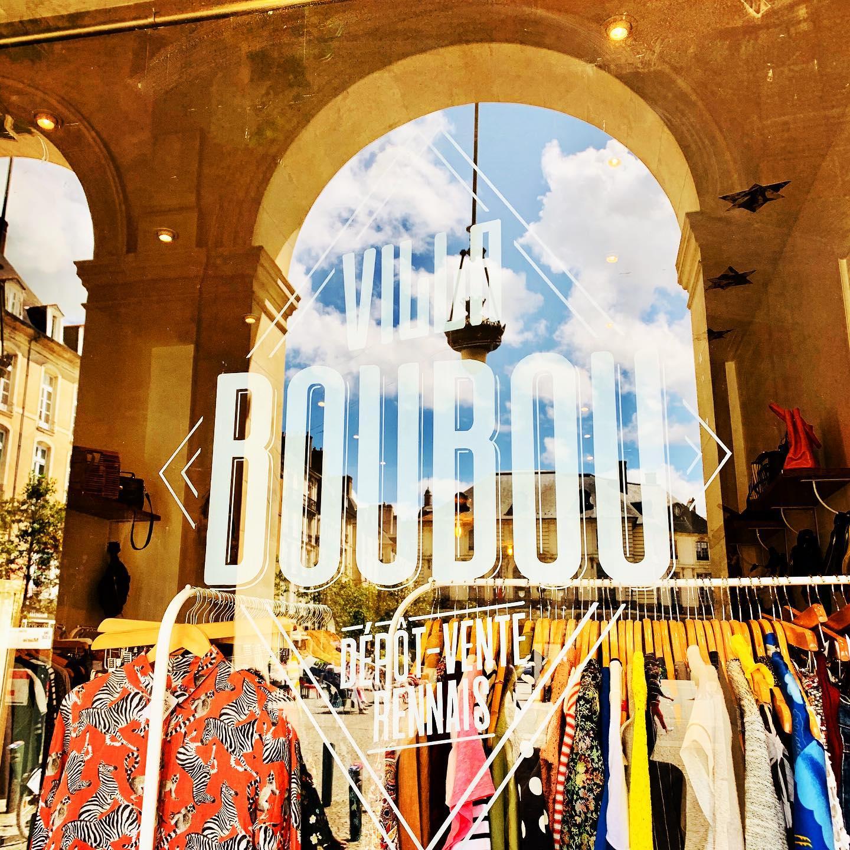 Image Villa boubou dépôt-vente Rennes