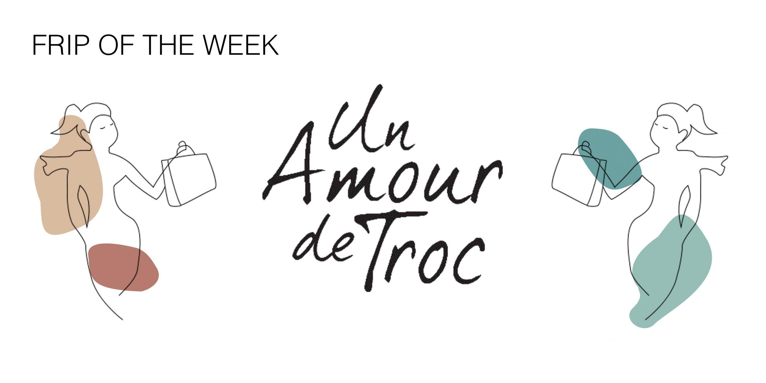 Bannière Illustrative Dépôt-vente Un Amour De Troc à Rennes